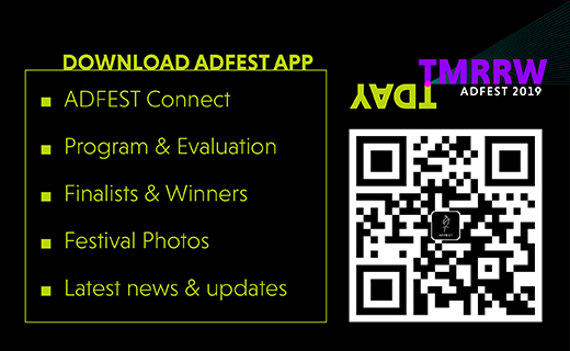 Going to AdFest this week? Make sure you download the newly designed AdFest App