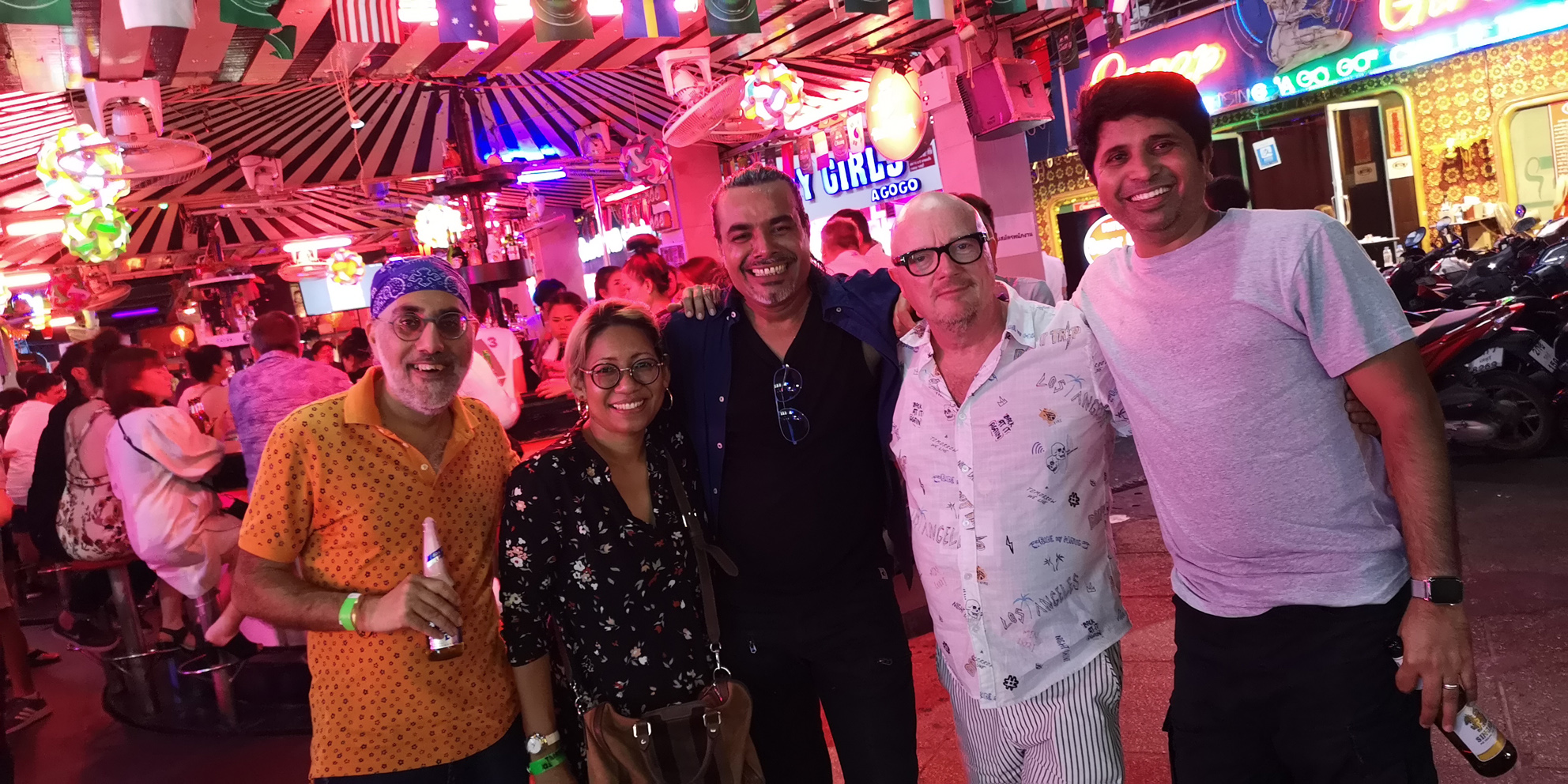 PixelBox, Directors Think Tank, SYN Music, Fingerprint Films + Campaign Brief host friends and delegates at big late night party at AdFest