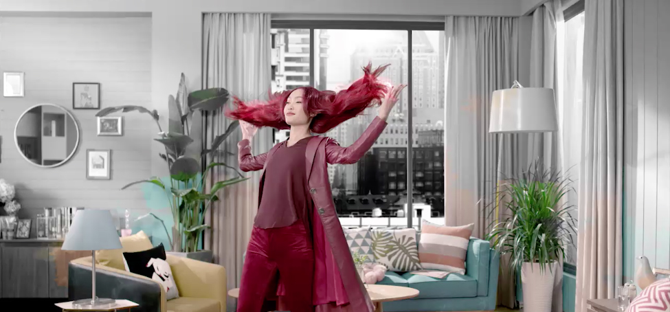 Sweetshop Shanghai's Simon Cracknell directs new 3 Minute Miracle commercial for Pantene and Marvel