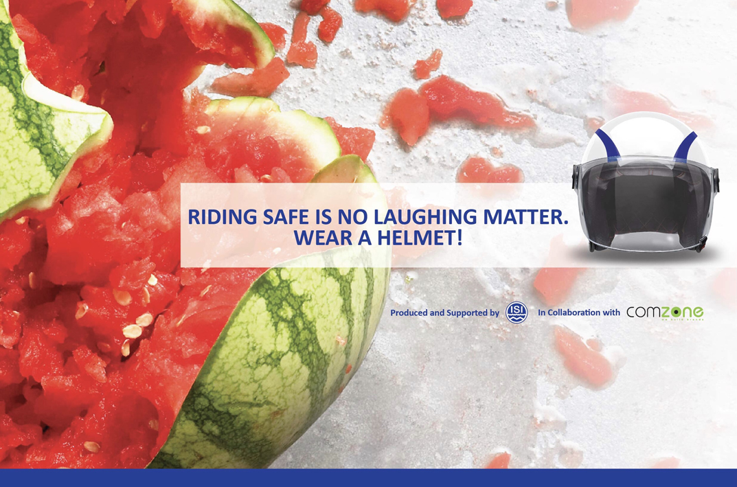 ISI Steel and Comzone Cambodia team up to embrace safe riding mind set in 2019 road safety campaign