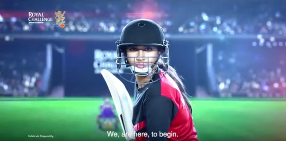 Royal Challenge Sports Drink India and DDB Mudra Group Launch #ChallengeAccepted – A campaign that challenges gender stereotypes in Cricket
