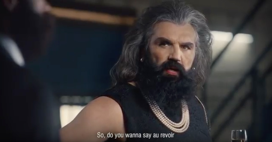 Ogilvy kicks-off celebrations for Marriott Bonvoy's sponsorship of the 2019 Hong Kong Sevens with a double dose of rugby legend Sébastien Chabal