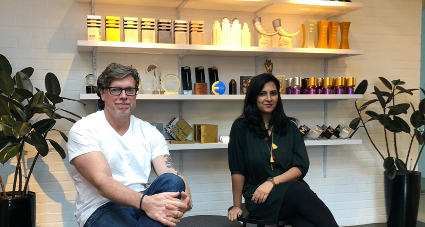 Judd Labarthe and Manasi Trivedi join McCann Worldgroup Singapore in their planning division