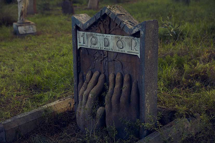 Foxtel builds epic graveyard in Sydney to mourn Game of Thrones deaths in latest experiential campaign via DDBSydney