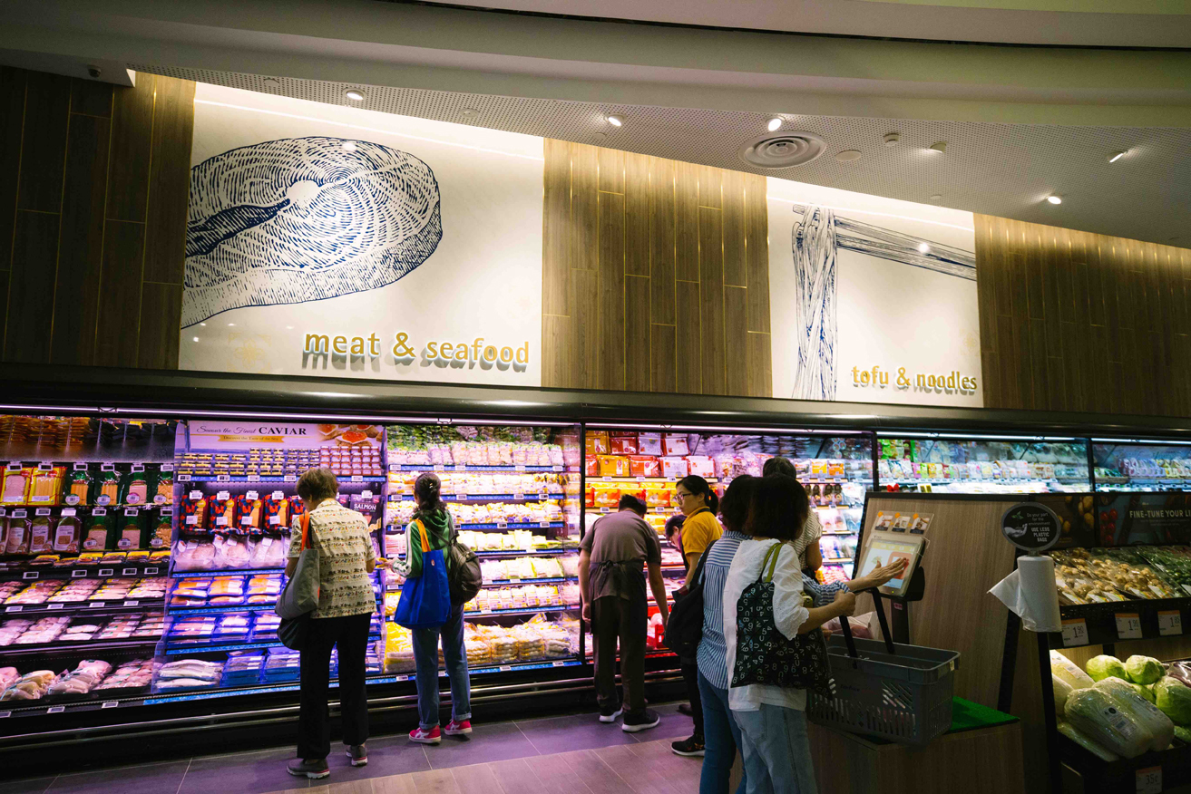 Superunion Singapore and Fairprice bring the fine life closer to consumers at Jewel Changi Airport