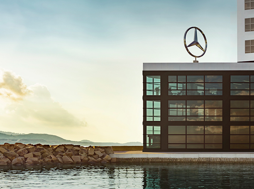 Eight Partnership Hong Kong rebrands Zung Fu to appeal to a new generation of Mercedes-Benz owners