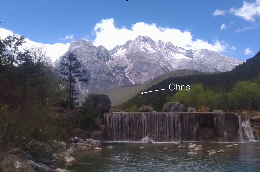 Chris Kyme: Postcard from Hong Kong