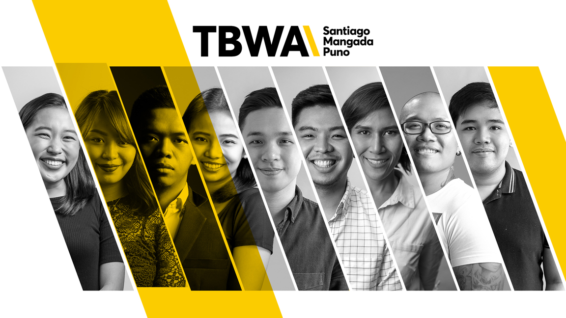 TBWA\Santiago Mangada Puno Philippines announces 9 internal promotions