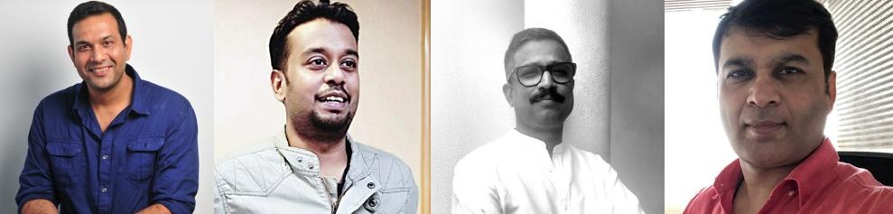 Lowe Lintas India names Joy Mohanty, Amar Singh, Carlos Pereira and Kapil Mishra as Regional Creative Officers