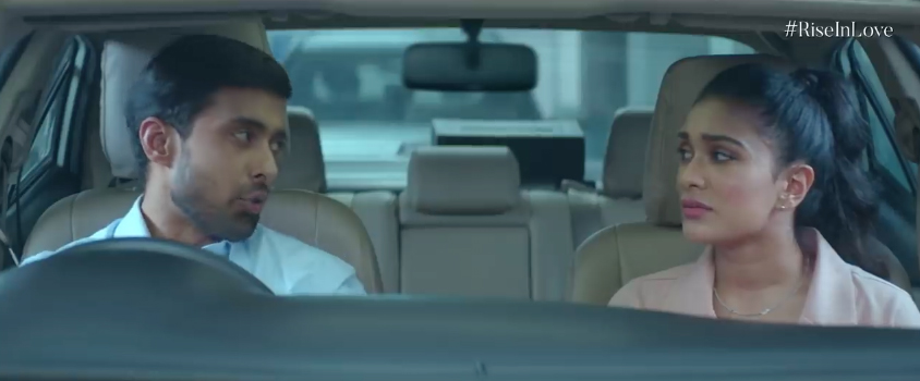 Platinum Days of Love new digital campaign via Dentsu Webchutney India re-writes the rules of love