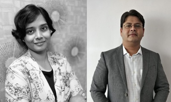 Prachi Pawar and Nilesh Vaidya sign on with Digitas India