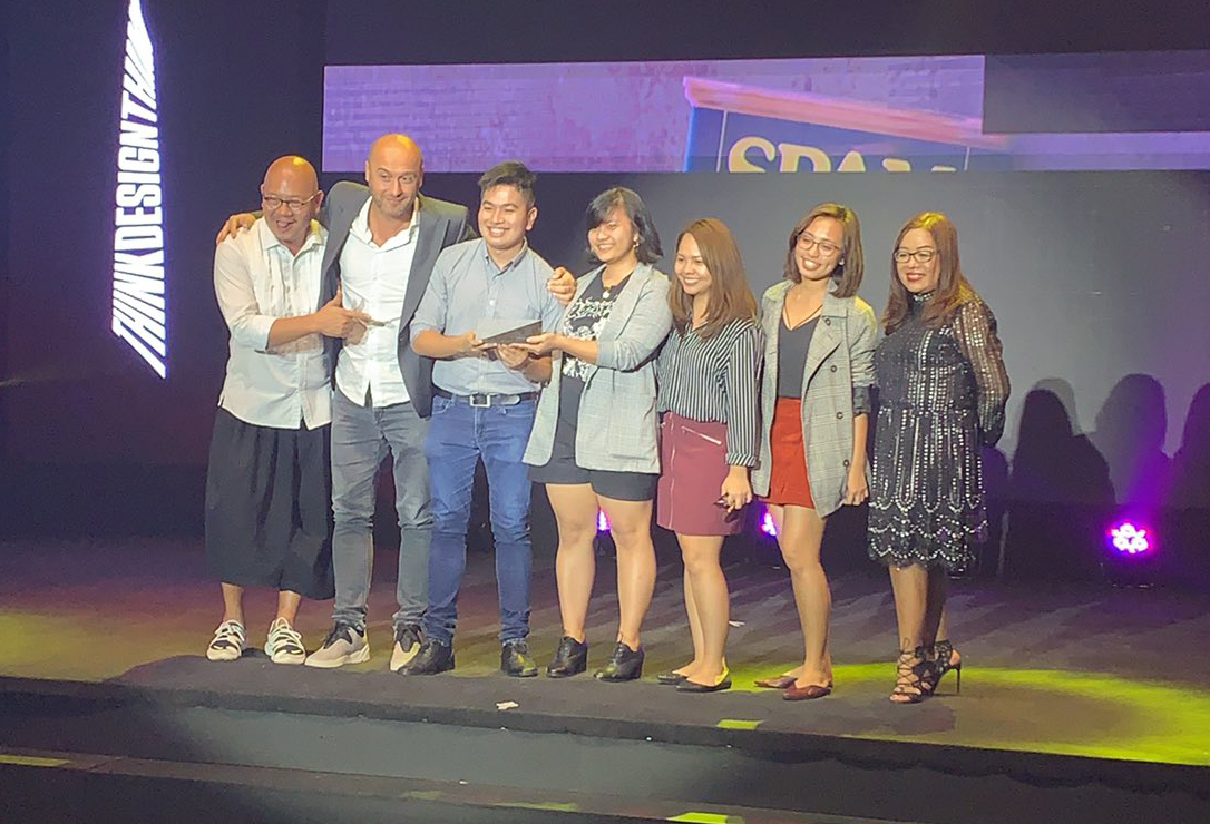 BBDO Guerrero Philippines wins one of the two Best of Show awards at the adobo Design Awards