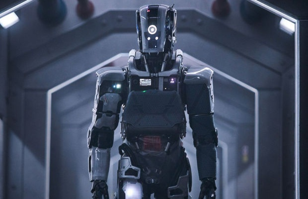Fin Design + Effects creates CGI robot for sci-fi thriller 'I Am Mother' starring Hilary Swank