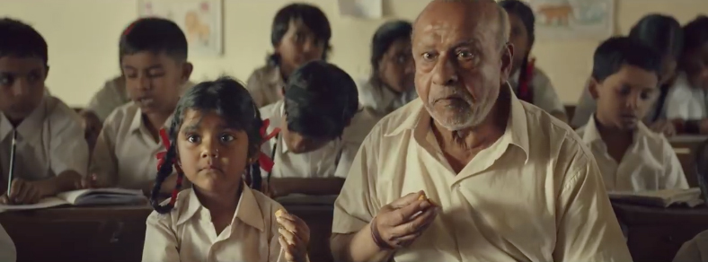 P&G Shiksha and Leo Burnett India present the true story of Bittu aged 75 who attends school for the first time