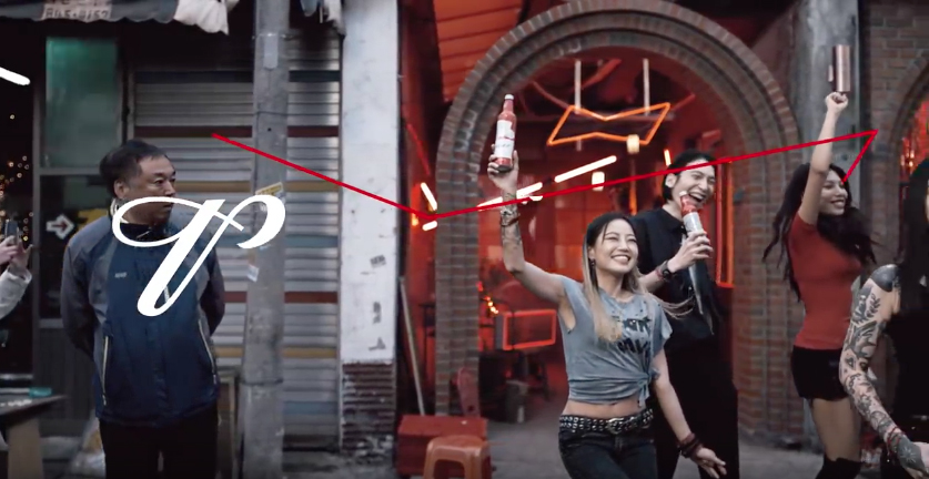 Budweiser and VIRTUE Challenge traditional Korean attitudes on tattoo culture in Be a King campaign