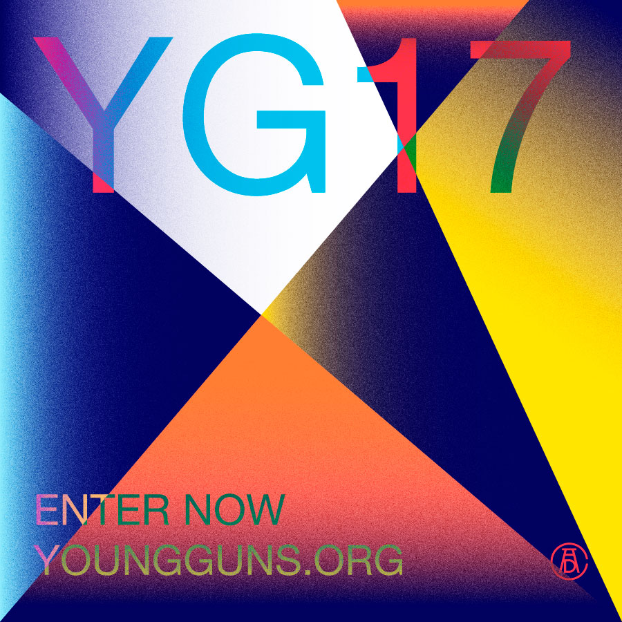The One Club for Creativity opens call for entries for Young Guns 17; first deadline Sunday, June 30