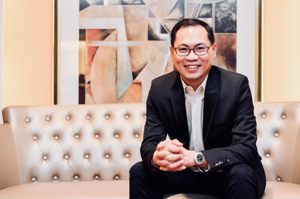 Tay Guan Hin Founder of TGH Collective will head Festival of Creativity 2019