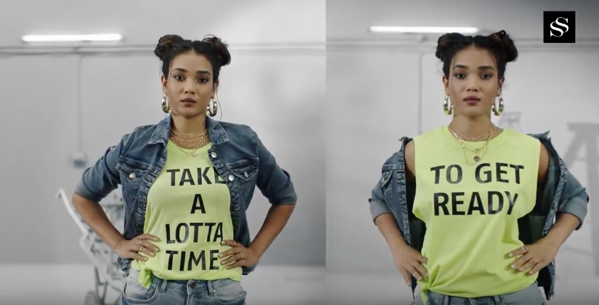 Contract Advertising India and Shoppers Stop Inspire women to live it up their way