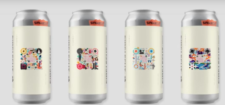 SingleCut Beersmiths pay tribute to a music phenomenon by gamifying its latest IPA Big in Japan