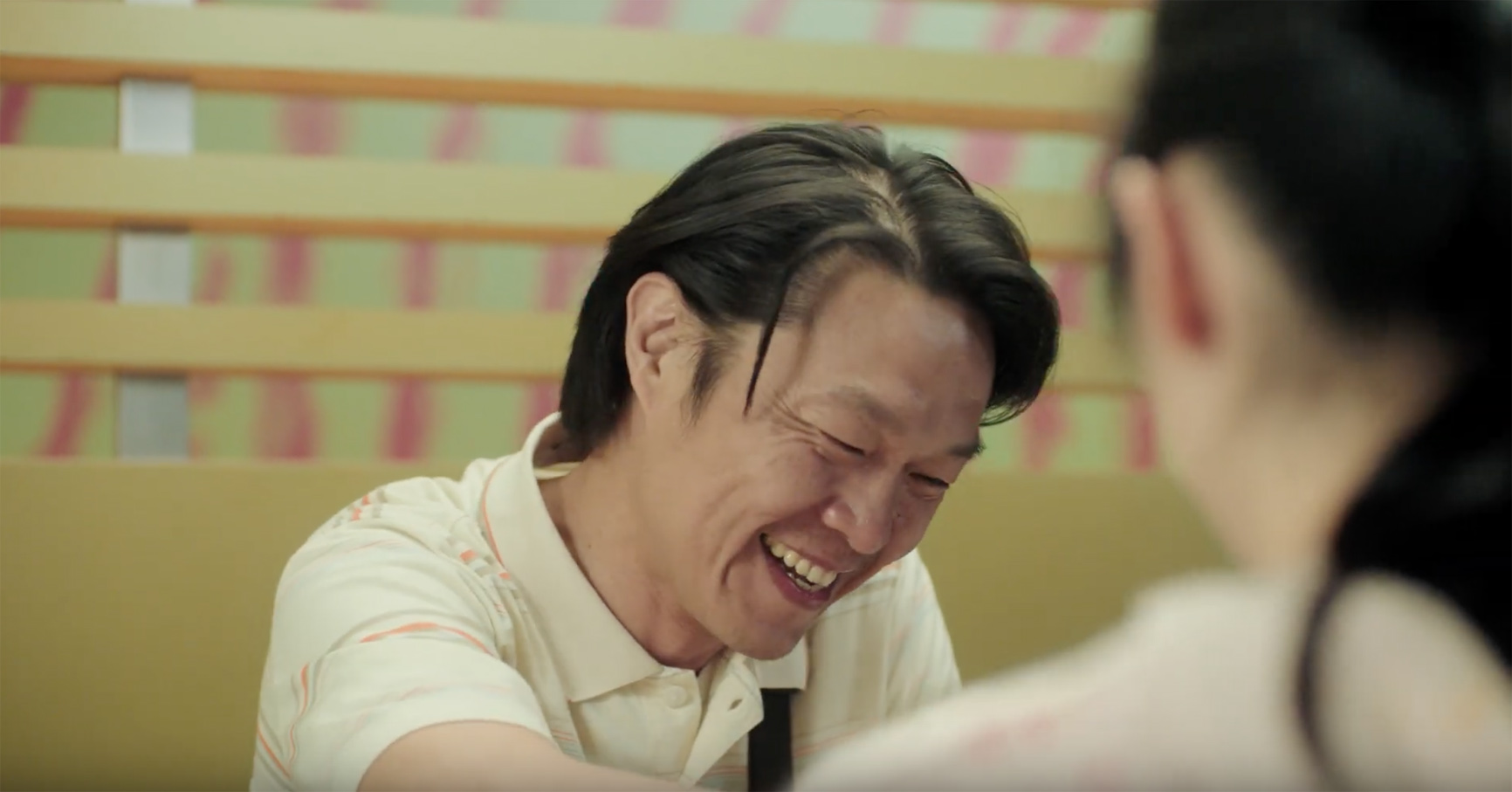 A father struggles with the adolescent teenage growth of his little girl in new McDonald's film via Leo Burnett Taiwan