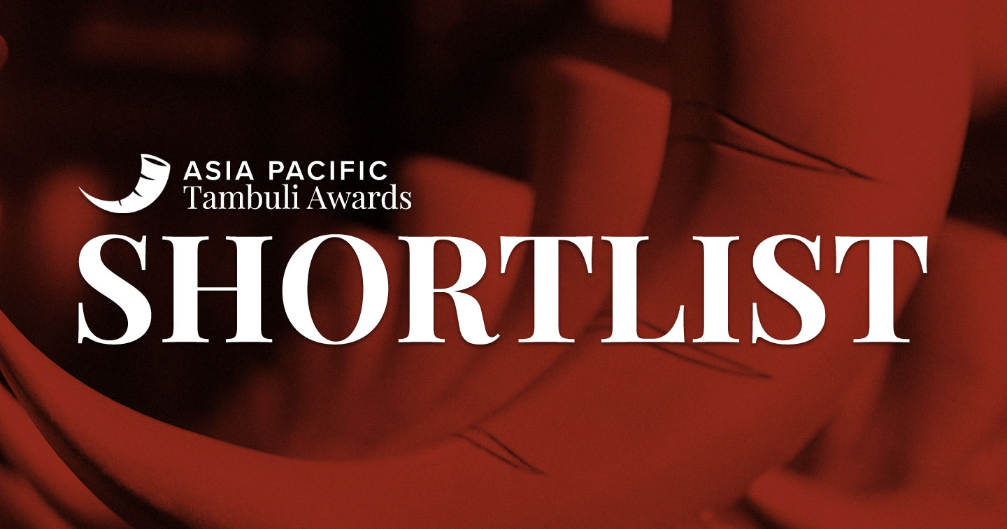 Eight entries from Asia make the cut at shortlist stage of APAC Tambuli Awards; winners revealed tonight
