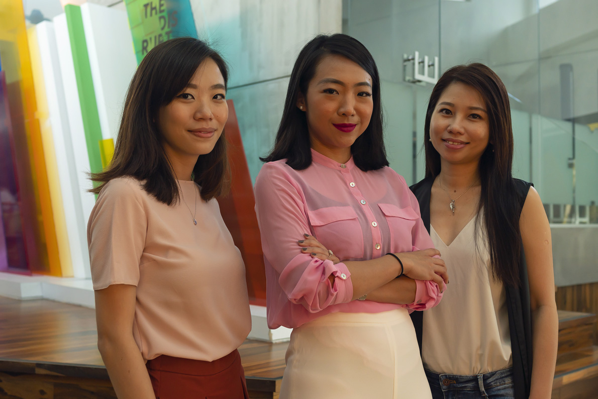 Five Brand Directors join the account service team at TBWA Singapore