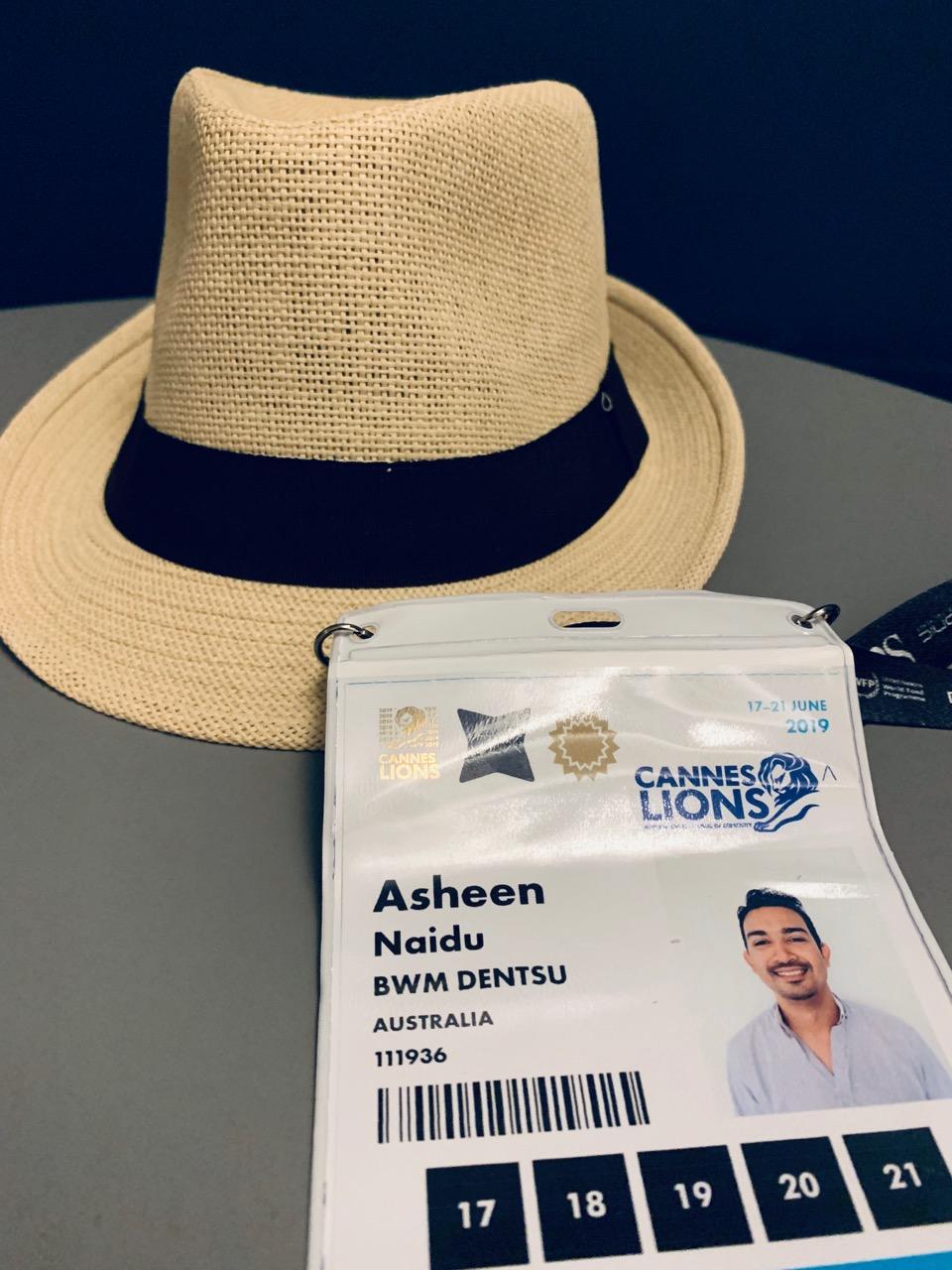 Asheen Naidu's Cannes Diary #1