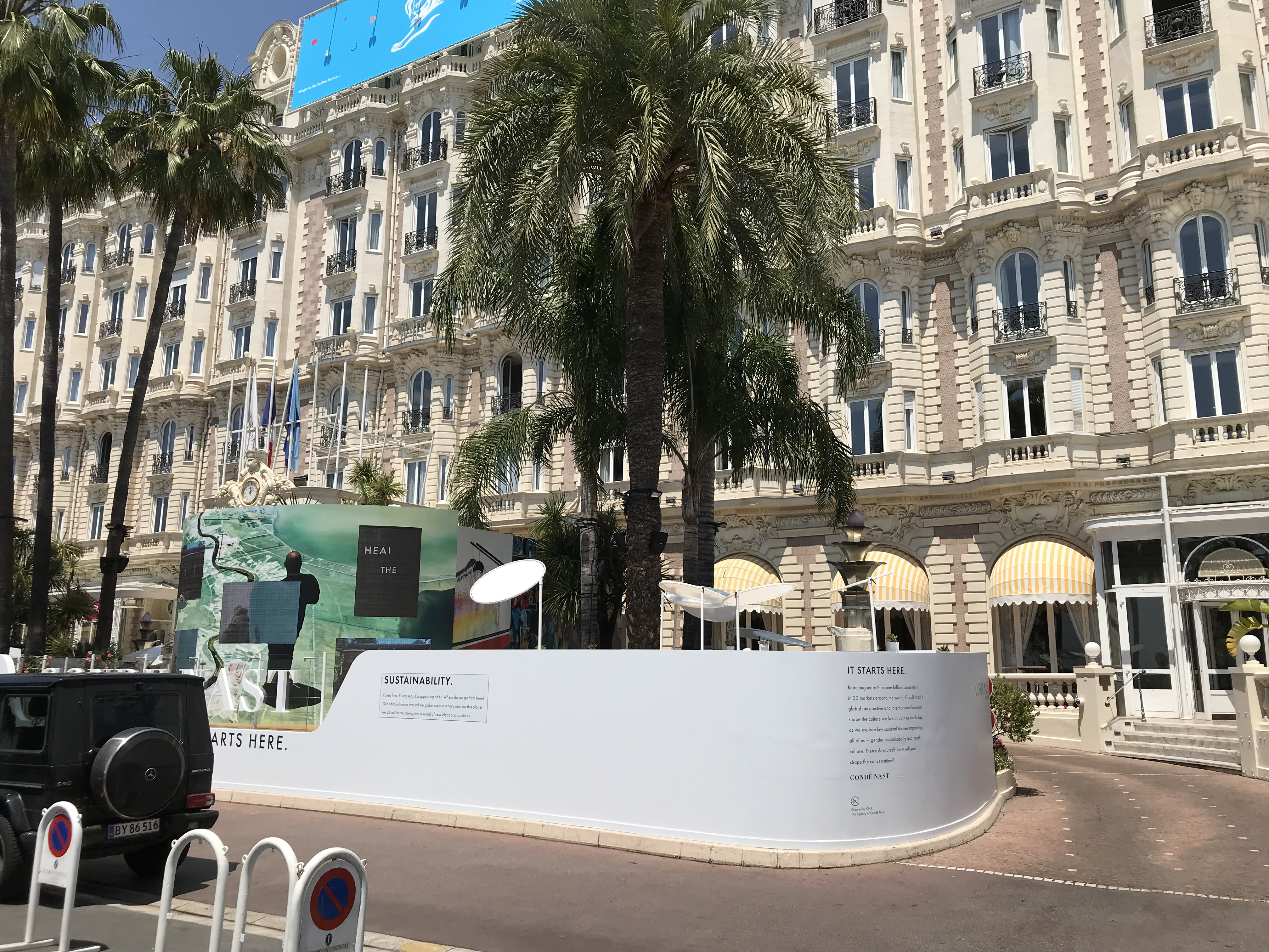 Rookie Versus Veteran: Paul and Emma Yole's Cannes Diary #4