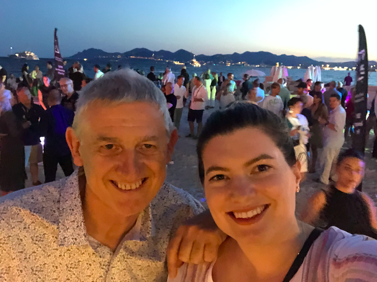 Rookie Versus Veteran: Paul and Emma Yole's Cannes Diary #6