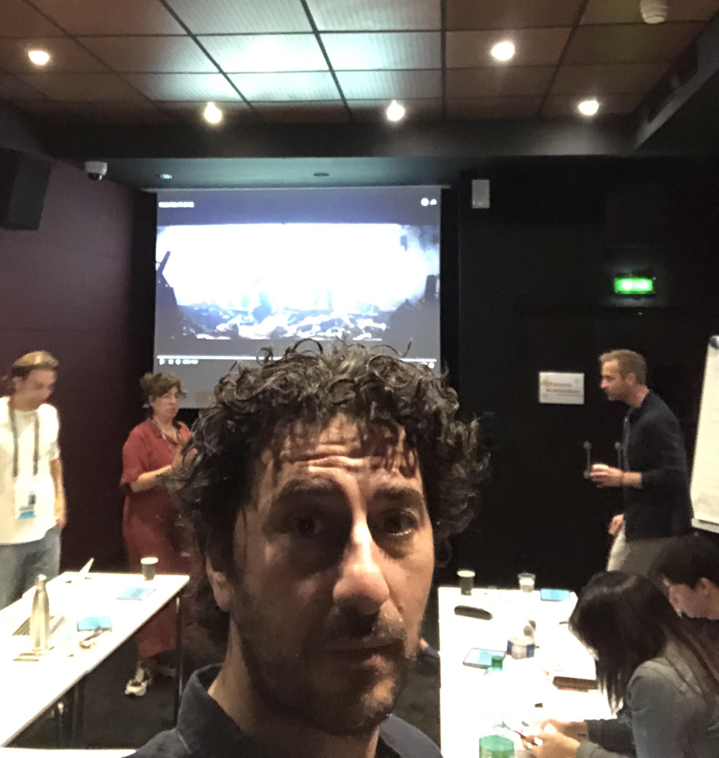 Julian Schreiber's Cannes Diary #5