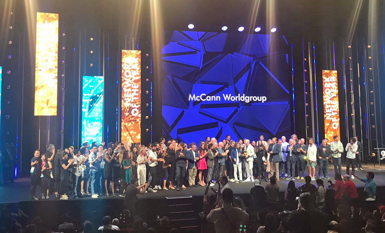 Cannes Lions 2019: Wieden+Kennedy Portland named Agency of the Year and Network of the Year awarded to McCann Worldgroup