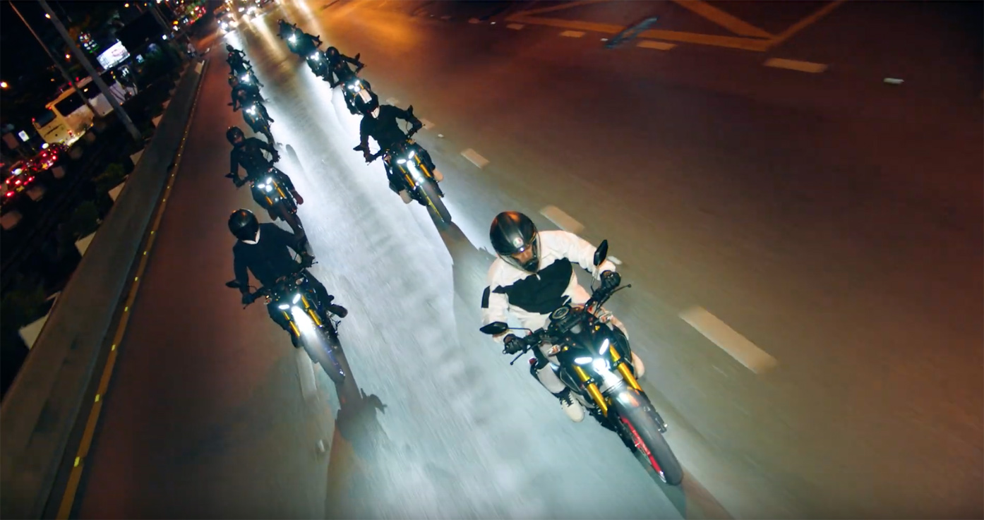 Genuine Music teams with Thai hip hop megastar TwoPee on new Yamaha campaign via TBWA Thailand