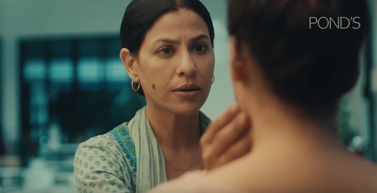 Pond's urges women to overcome their inner hesitations and #SeeWhatHappens