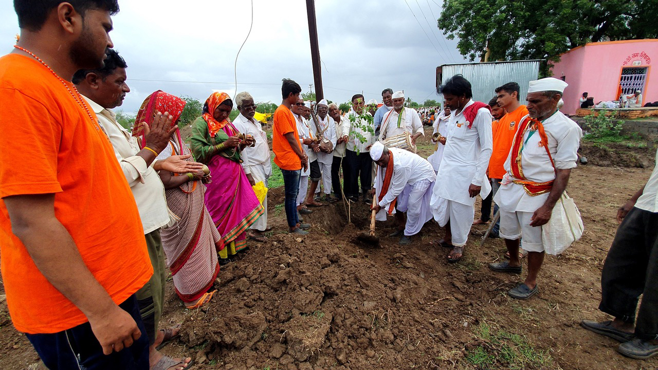Tata Salt India + The Brand Brewery sow the seeds of positive change with 10 thousand tree plantation drive