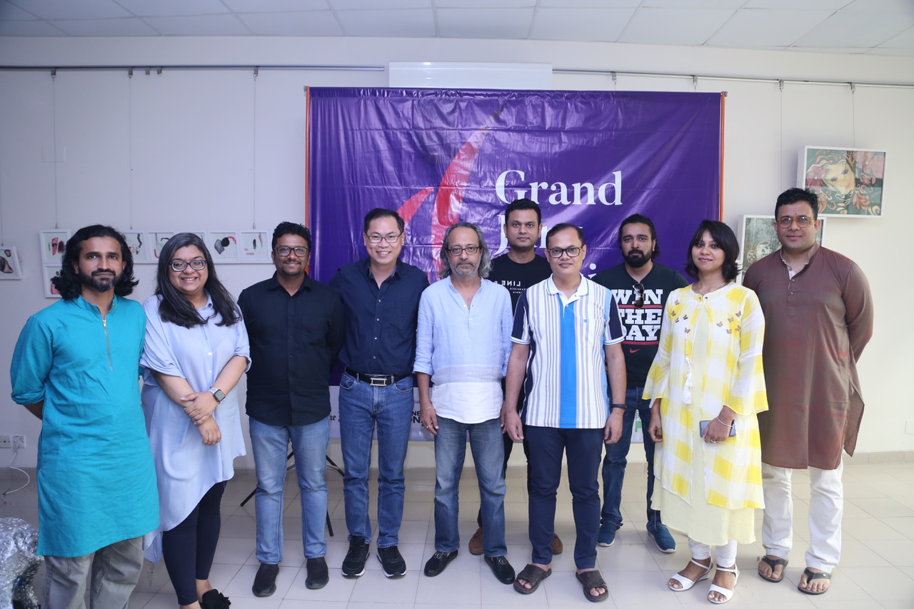 Tay Guan Hin named first jury president for Commward 2019 to continue the Bangladesh creative momentum