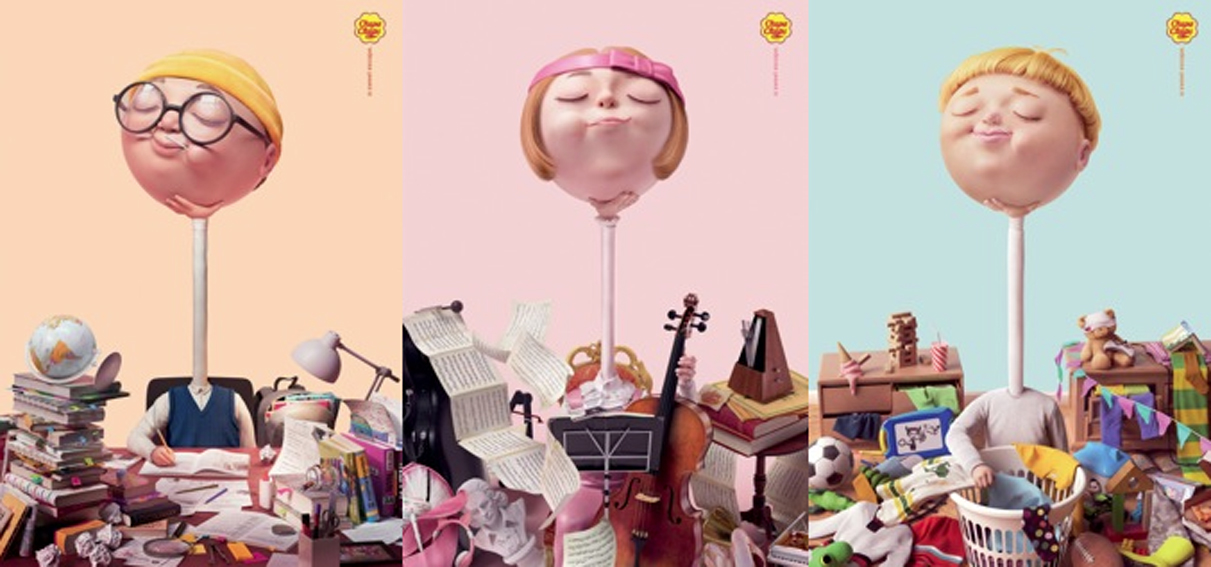 Cheil Hong Kong, Ogilvy Hong Kong, Ogilvy Thailand + Dentsu Tokyo score multiple shortlists in Print/Poster/Billboard and Ambient categories at LIA