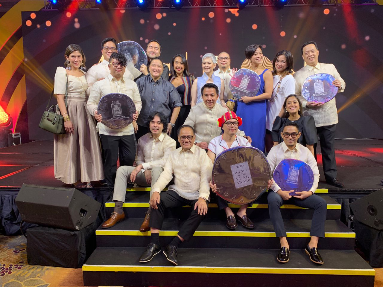 TBWA\Santiago Mangada Puno wins its 8th agency of the year title at the Philippines' 4As Awards