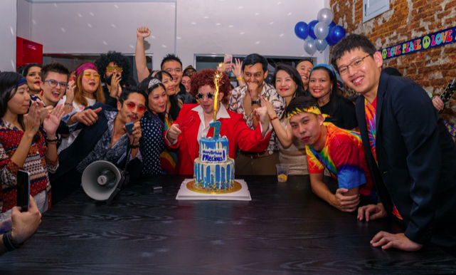 Precious Communications celebrates 7 years now with 50 people and 5 offices in Singapore, Australia, Indonesia, Malaysia, and Thailand