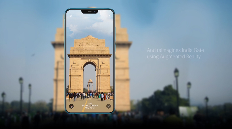 Dentsu Webchutney and Lava Mobiles pay tribute to Indian war heroes with The Homecoming Project