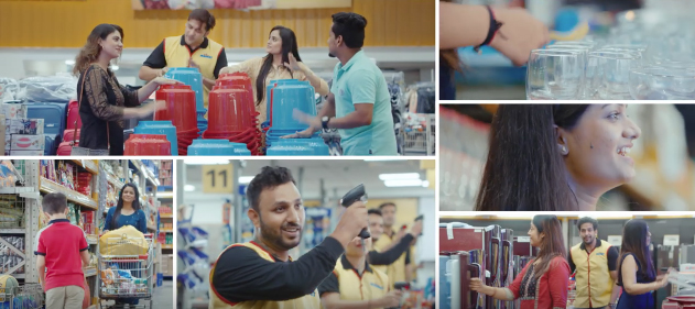 Lowe Lintas Mumbai's Independence Day campaign gives an ode to the nation by creating music out of Reliance Market products