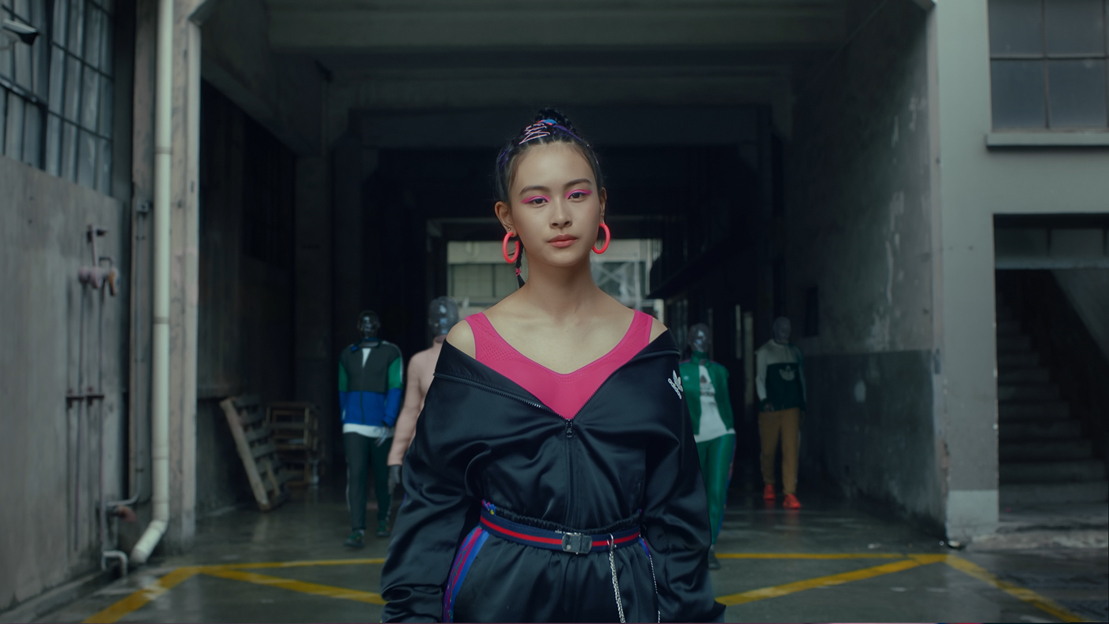 adidas, Hypebeast, and Fin Design + Effects Unveil Futuristic New OZWEEGO Campaign