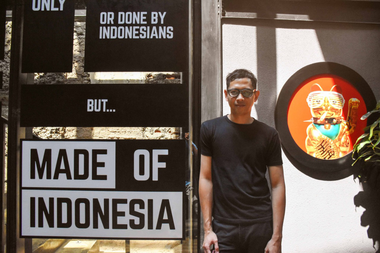 Pantarei Jakarta releases a new vision for their agency – Made of Indonesia