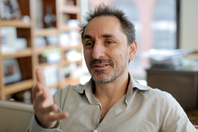 DAVID DROGA TO RECEIVE LIFETIME ACHIEVEMENT AWARD AT 60TH ANNUAL CLIO AWARDS