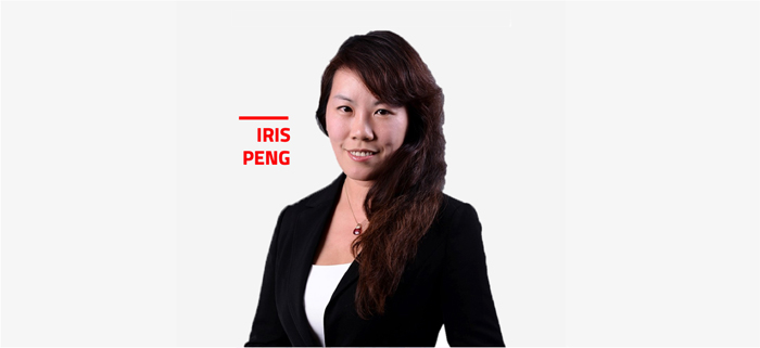 Lion & Lion brings on board Iris Peng As New Managing Director For Its Youngest Market Taiwan