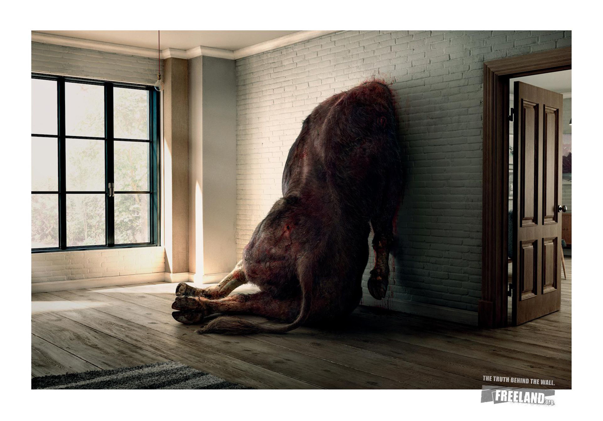 OGILVY BANGKOK and Freeland Foundation release chilling WILDLIFE CONSERVATION MESSAGE