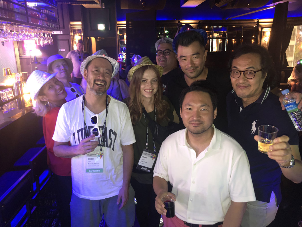 Great times at the PixelBox, Directors Think Tank, MPC, SYN Music + Campaign Brief Asia Legendary Ad Stars Party