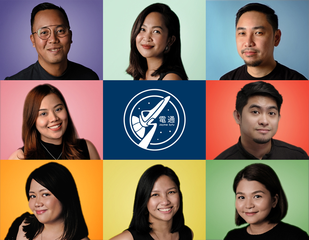 Following large new business growth Dentsu Jayme Syfu Philippines announces eight internal promotions