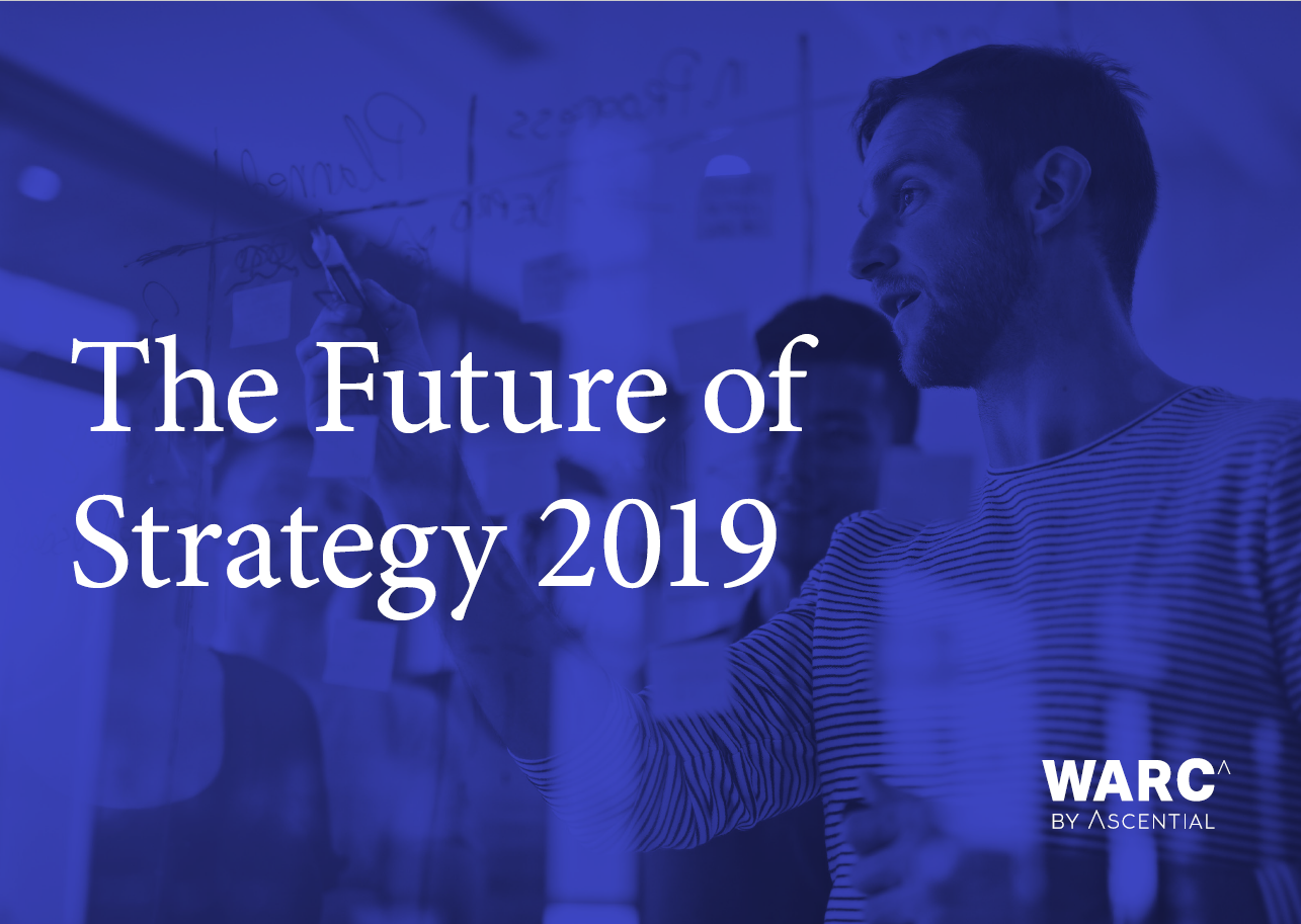 WARC launches The Future of Strategy Report – Campaign Brief