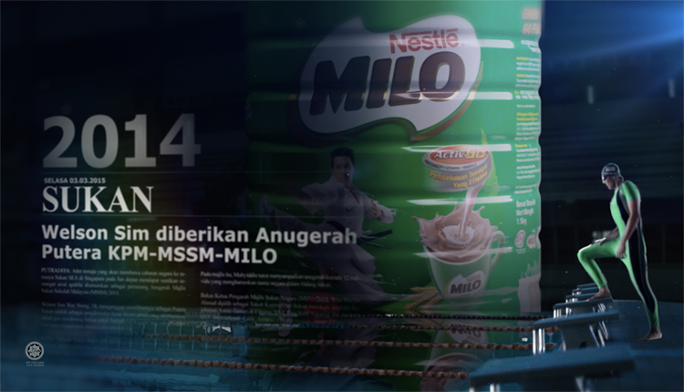Reprise and MILO reinvigorate the Malaysian spirit and rally the nation on Merdeka and Malaysia Day