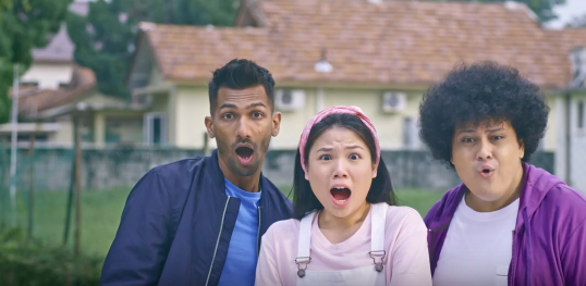 Reprise and Lazada launch a series of three short videos Go Where Your Heart Beats for Merdeka month